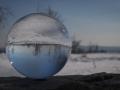Glaskugel 12