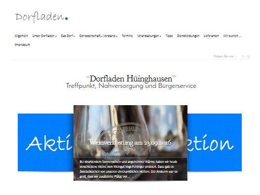 website-dorfladen