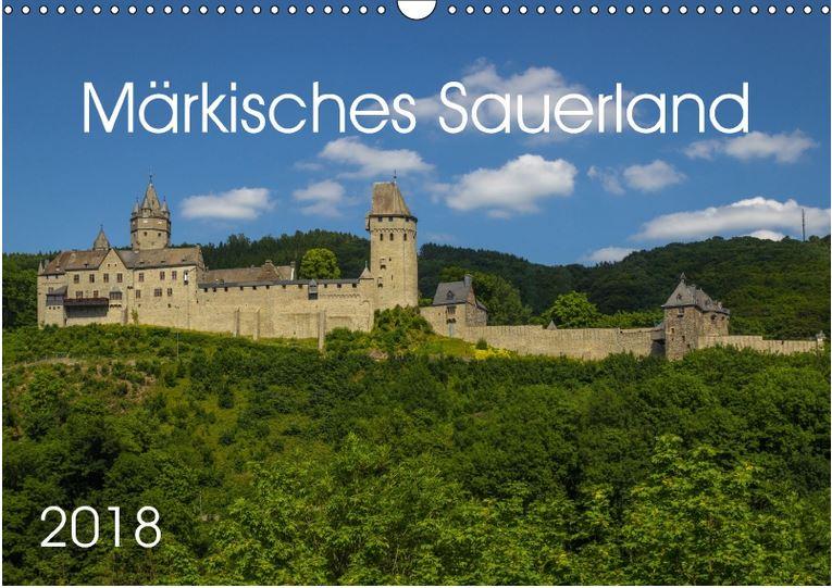 Märkisches Sauerland Kalender 2018 2