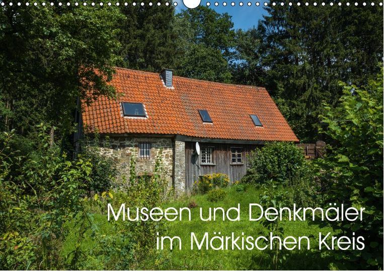 Museen und Denkmäler im Märkischen Kreis Kalender 2018