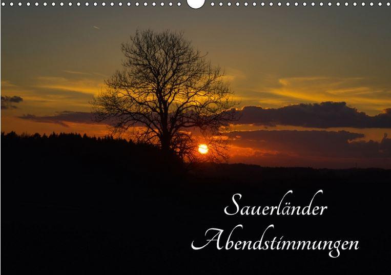 Sauerländer Abendstimmungen Kalender 2018