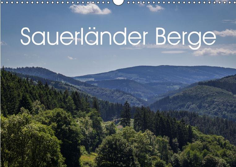 Sauerländer Berge Kalender 2018
