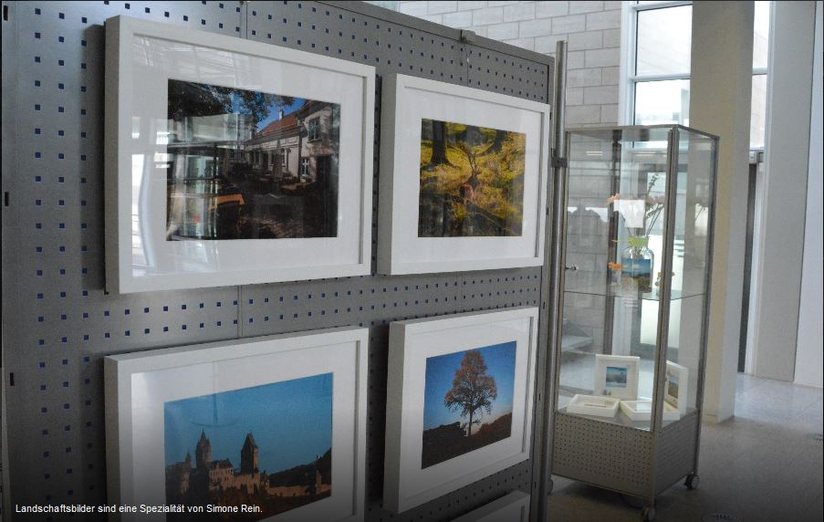 Bilderausstellung Guten Tach 1