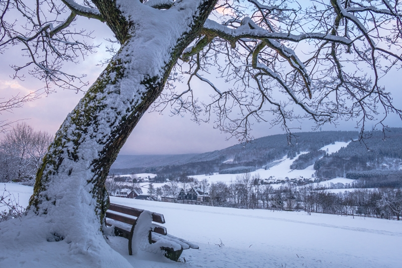 Herscheid Winter 2018 2